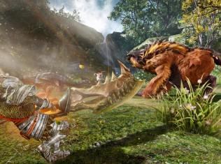 monster hunter online4