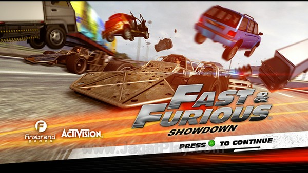 Fast and Furious Showdown 1