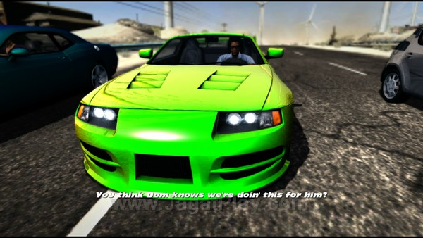 Fast and Furious Showdown (42)