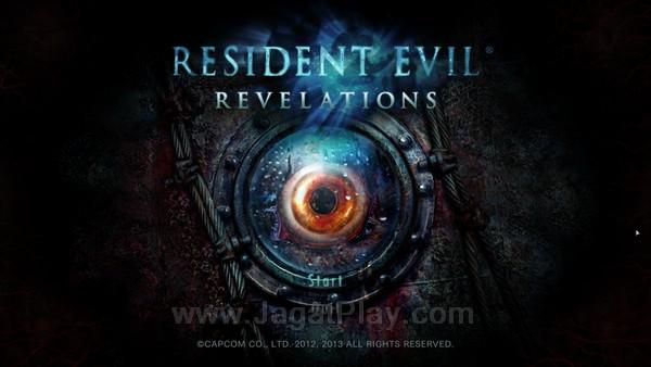 Resident Evil Revelations 1261