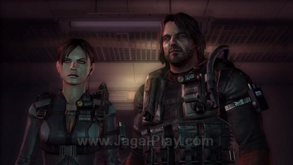 Resident Evil Revelations 95
