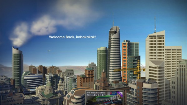 Sim City 11