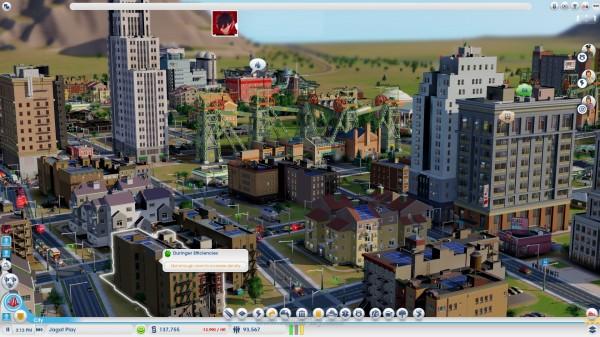 Dengan lebih dari 2 juta kopi terjual di seluruh dunia, SimCity dianggap sebagai kesuksesan oleh EA.