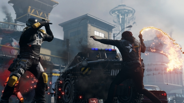 infamous second son new