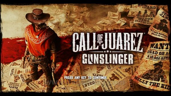 Call of Juarez Gunslinger 1