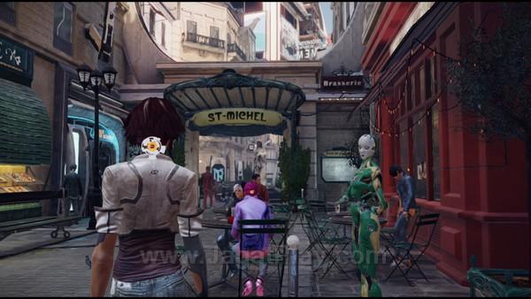 Selamat datang di Neo Paris 2048. Kemajuan teknologi telah membuat masyarakat berinteraksi dengan cara yang berbeda. Tidak hanya robot, tetapi juga mengandalkan pengalaman pada pertukaran memori.