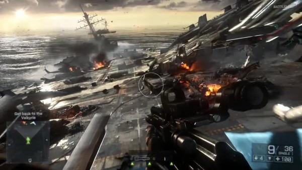 Setelah berhasil memperlihatkan demo single player dan multiplayer yang luar biasa di ajang E3 2013, DICE merilis sebuah video teranyar yang memperlihatkan kekuatan dan fitur baru yang mampu dihasilkan Frostbite Engine 3.0 di Battlefield 4.