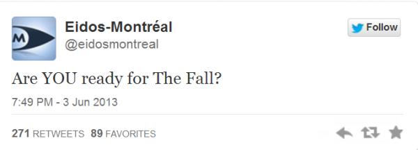 deus ex the fall twitter