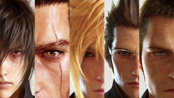 ff xv characters