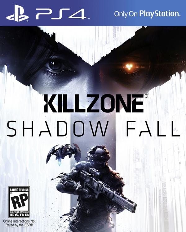 killzone shadow fall boxart
