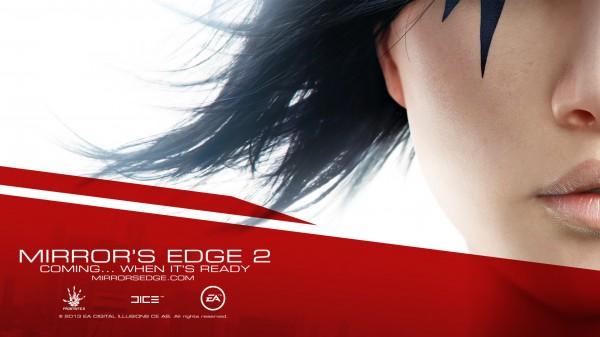 Belajar dari pengalaman di Mirror's Edge 1, EA dan DICE akan mendesain dunia di seri kedua ini jauh lebih masif dan gameplay yang lebih terbuka.