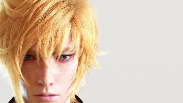PROMPTO ARGENTUM - sosok yang dianggap memberikan efek buruk bagi sosok Noctis sejak masa sekolah. Dikenal impulsif dan berani.