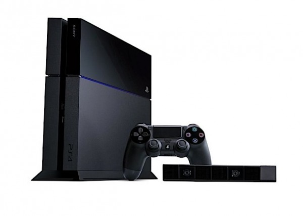 ps 4 console
