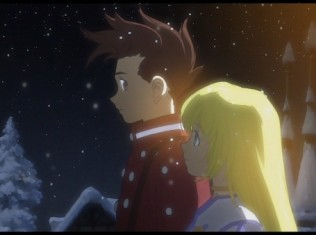 tales of symphonia chronicles3