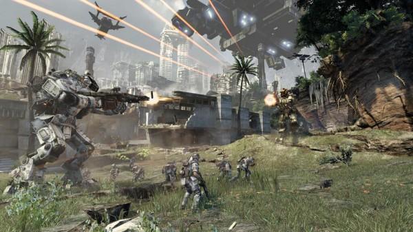 Tim dengan anggota terbatas dan potensi yang jauh lebih besar, Respawn akhirnya lebih memutuskan untuk berfokus untuk menciptakan Titanfall sebagai sebuah game multiplayer shooter.