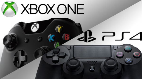 xbox one ps 4