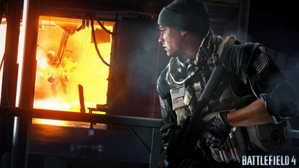 Playstation 4 hanya mampu menjalankan Battlefield 4 di 900p, sementara Xbox One hanya di 720p.