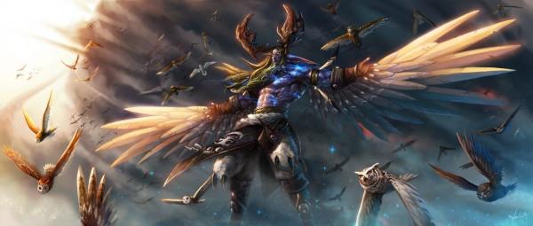Setelah melewati proses pra-produksi yang terus berakhir kegagalan, teaser pertama film adaptasi World of Warcraft akhirnya meluncur di ajang Comic-Con 2013. Sayangnya, tidak ada kamera yang diperbolehkan mengabadikan hal ini.