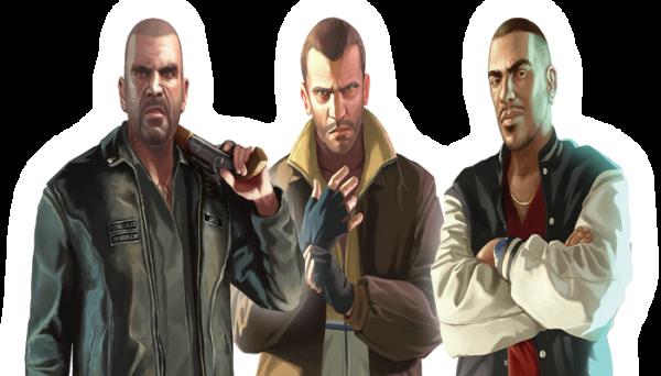 Membawa salah satu karakteristik gameplay utama GTA V, mod terbaru GTA IV ini juga memungkinkan Anda mengendalikan tiga karakter dengan mekanisme yang serupa.