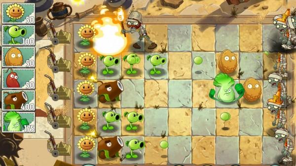 Setelah sempat diumumkan ditunda, EA ternyata merilis Plants Vs Zombies 2 terlebih dahulu untuk Australia dan Selandia Baru, Hal ini dilakukan untuk melakukan uji coba terhadap fitur baru, dimana akun gamer kini memainkan peranan yang lebih krusial lewat sistem cloud.