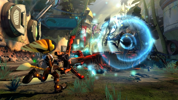 ratchet and clank into the nexus3