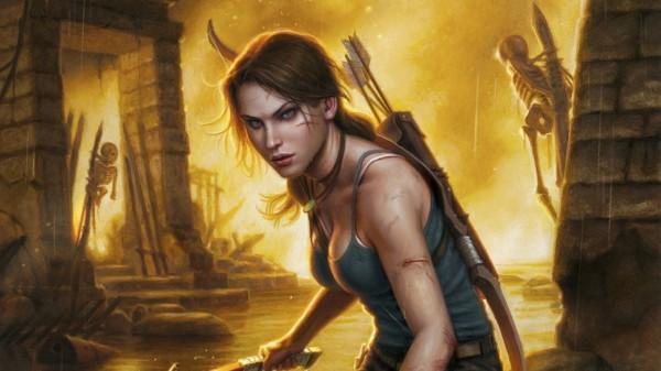 Sebuah seri komik Tomb Raider reboot dari Dark Horse akan meluncur tahun 2014 mendatang. Tidak hanya melanjutkan cerita dari akhir Tomb Raider reboot pertama, versi komik ini juga akan bergerak menuju plot untuk sang seri sekuel.