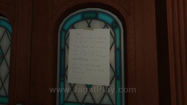 Bukan tawa atau pelukan yang diterima oleh Kaitlin di kepulangannya. Ia justru harus berhadapan dengan sebuah surat dari sang adik - Sam yang menghilang tanpa alasan yang jelas.