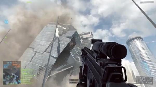 Pengalaman arena pertempuran yang lebih variatif, DICE memperlihatkan fitur map multiplayer Battlefield 4 yang dinamis lewat trailer teranyar - Levolution.