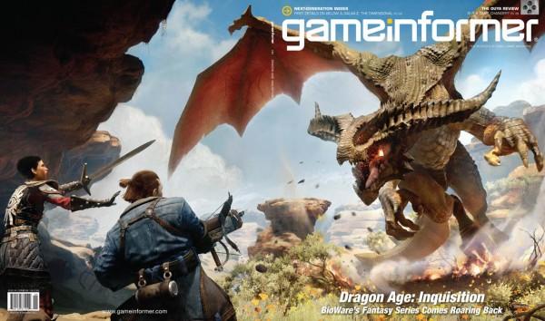 Bioware membagi sedikit bocoran terkait Dragon Age: Inquisition, bahkan video gameplay pre-alpha perdananya lewat sesi eksklusif dengan Game Informer.