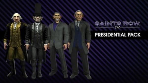 Saints Row IV akan merilis DLC