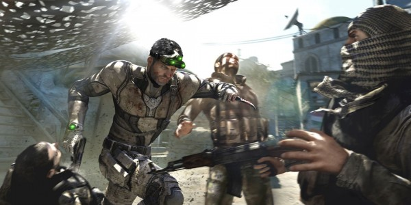 Sam Fisher is ready, are you?