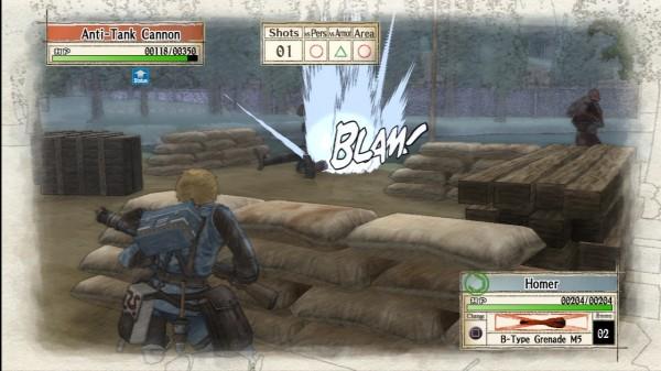 Alternatif kedua adalah melontarkan konsep turn-based shooter strategy ala Valkyria Chronicles.