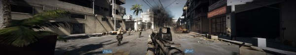 Battlefield 3 AMD Eyefinity - Jagat Play (18)