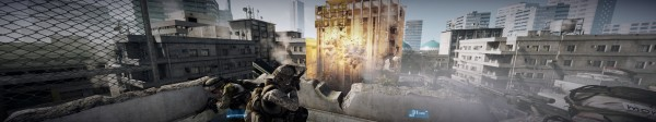 Battlefield 3 AMD Eyefinity - Jagat Play (64)