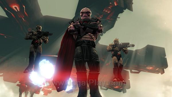 Ancaman tidak lagi hadir dari gang lain, tetapi serangan ras alien luar angkasa bernama