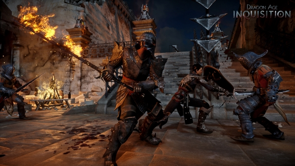 EA dan Bioware juga memutuskan untuk menunda rilis Dragon Age: Inquisition beberapa minggu lebih lama. Dari 7 Oktober 2014 menjadi 18 November 2014.