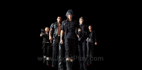 Tetsuya Nomura memastikan bahwa tidak akan ada konten atau informasi baru terkait Final Fantasy XV di ajang TGS 2013.