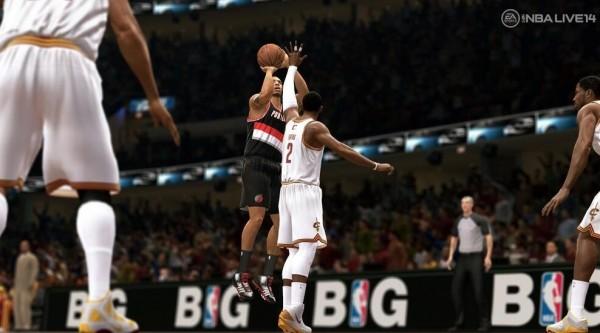EA akhirnya mengkonfirmasikan rilis NBA Live 14 pada 19 November 2013 mendatang. Menariknya? Game ini hanya akan dirilis untuk PS 4 dan Xbox One, tidak untuk konsol generasi saat ini dan PC.