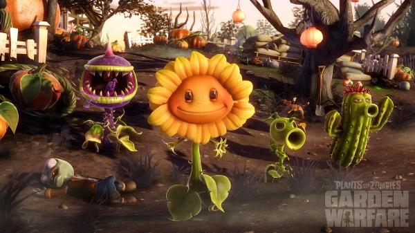 plant vs zombies garden warfare