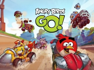 Angry Birds go gameplay 23