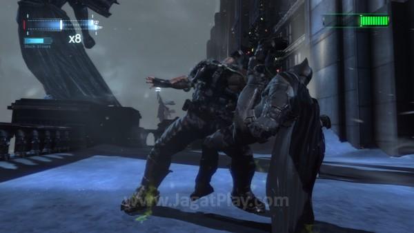 Sayangnya di beberapa Boss FIght lain, animasi berulang terjadi - membuat musuh Anda terlihat bodoh karena jatuh pada trik yang sama terus menerus.