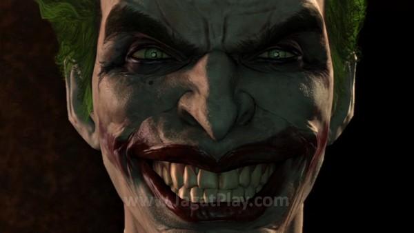 Troy Baker + Joker = Brilliant!