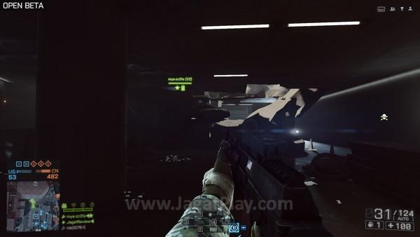 Skala kehancuran yang jauh lebih masif inilah yang menjadi pesona utama Battlefield 4 beta. Mereka ulang salah satu demo epik di E3 2013 yang memungkinkan Anda untuk memerangkap tank di basement? We've done that!