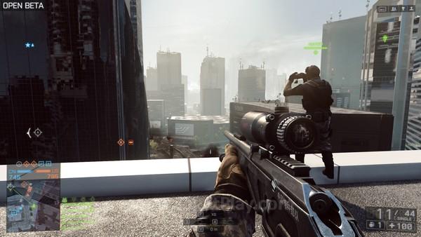 Map yang begitu luas memungkinkan setiap pemain bermain sesuai dengan perannya masing-masing.