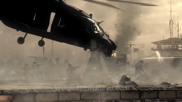 COD Ghosts Launch Trailer (2)