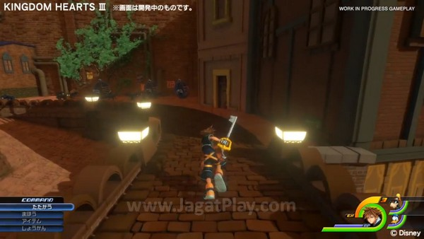 Kingdom Hearts 3 new gameplay (1)