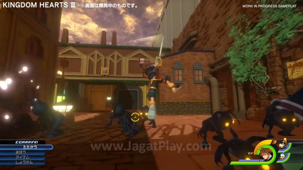 Kingdom Hearts 3 new gameplay (4)