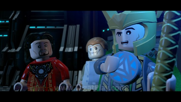 LEGO Marvel Super Heroes (105)