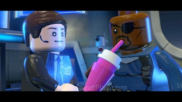 LEGO Marvel Super Heroes (154)