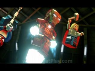 LEGO Marvel Super Heroes 181